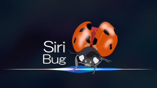 Siri_Bug