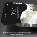 2020年のiPhoneは、360°スクリーン!iPhone 8は忘れて酔いしれる!?