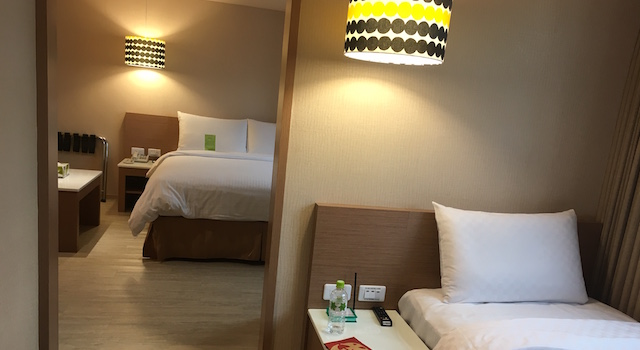 kindnesshotel tainan chihkan tower 1