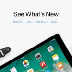 Apple、デベロッパー向け次期OS「macOS 10.13 Sierra」「iOS 11」などのベータ版をリリース