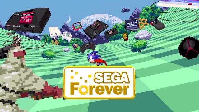 SEGA_Forever