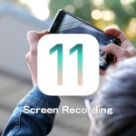【iOS 11】iPhone単体で画面録画できる「Screen Recording」機能を有効にする方法。