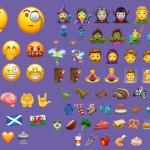 「Unicode 10.0」リリースで、新たな絵文字56種類を含む8,518文字を追加