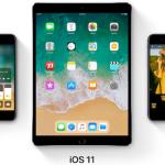 iOS 11対応のiPhone、iPad、iPod touchデバイスは?iPhone 5、5c、iPad(第4世代)は対象外に