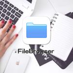 【iOS 10】脱獄不要!ファイルマネージャーアプリ「FileBrowser」をiPhoneにインストールする方法。