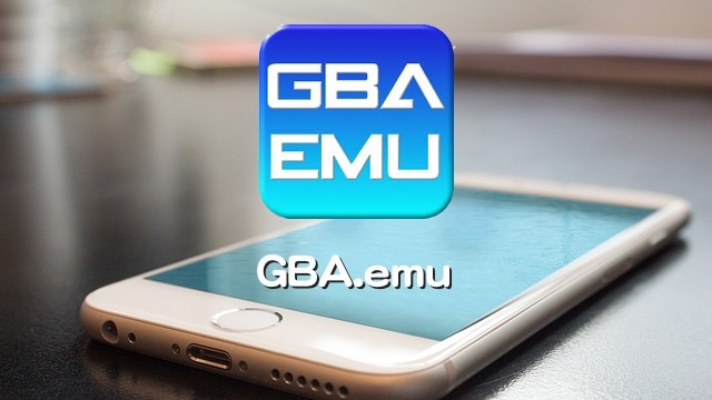 【iOS 10】脱獄不要!「GBA.emu」ゲームボーイアドバンスエミュレータをiPhoneにインストールする方法(サイドロードでね)。
