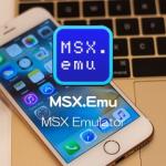【iOS 10】脱獄不要!「MSX.Emu」MSXエミュレータをiPhoneにインストールする方法(サイドロード)。