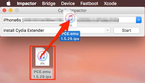 PCE.Emu_install