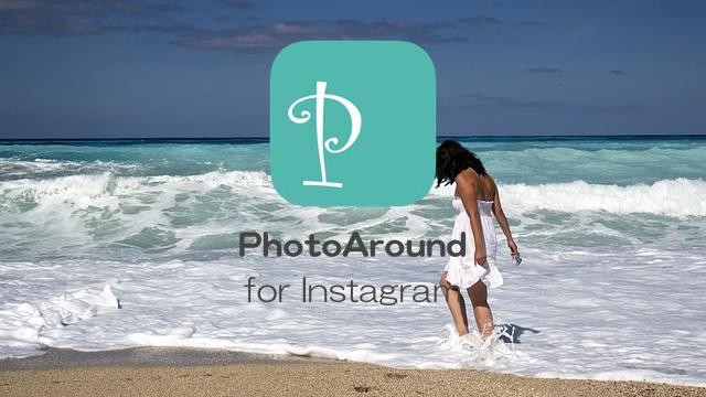 PhotoAround-Instagram