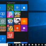 【Windows 10】スタート画面のアプリリストを非表示にする方法