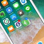 【iOS 11】iPhoneで複数のアプリをいっぺんに選択して移動、フォルダ作成する方法
