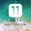 iOS11beta3