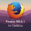 Mozilla、Firefox 55.0.1デスクトップ向け修正版をリリース。
