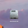【macOS】Macのデスクトップ上から[Macintosh HD]アイコンを削除する方法
