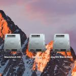 【macOS】Macでハードディスクドライブを分割、パーティションを作成する方法