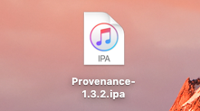 Provenance.ipa