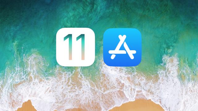 iOS11-AppStore