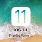 Apple、iOS 11 Public Beta 4をテスター向けにリリース