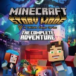 Nintendo Switch版Minecraft story modeが北米で配信されました