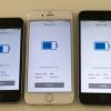 iOS 11のバッテリ寿命は心配なし!?iOS 11 vs iOS 10.3.3 バッテリー寿命テストの結果は?【Video】