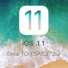Apple、開発者向けiOS 11 beta 10およびパブリック beta 9をリリース。