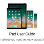 Apple、Web版マニュアル「iPad ユーザガイド (iOS 11 ソフトウェア用)」を公開
