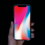 【iPhone X】ホームボタンのないiPhone Xでスクショを撮る方法