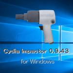 Cydia Impactor、Windows向け最新バージョン「0.9.43」アップデートで、証明書取得問題(エラー159)を解決!