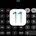 【iOS 11バグ】「1+2+3=24?」iPhoneの電卓アプリの正しい計算結果がえられない「アニメーション遅延表示問題」を解決する方法は?