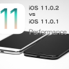 iOS 11.0.2 vs iOS 11.0.1 スピード比較テスト【Video】
