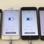 iOS 11.0.2でバッテリ問題は改善された?iOS 11.0.2 vs iOS 11.0.1バッテリー寿命テストの結果は?【Video】