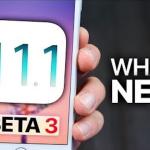 iOS 11.1 Beta 3の新機能と変更点をまとめた動画を公開【Video】