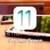 iOS 11.0.2アップデートで、ストレージ使用領域がiOS 11.0.1と比べて半ギガバイト以上も増加する!!