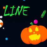 【LINE】「ハロウィン」と入力するとトークルームに仮装したLINEキャラが現れるよ!ハロウィン背景にならないときの対処法も