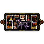【Google Doodle】ハロウィンが終わって、今日11月2日は「死者の日(the Day of the Dead)」なんだって!