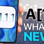 iOS 11.1.1の新機能と変更点をまとめた動画を公開【Video】