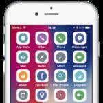 【iOS 11】脱獄せずに、iPhoneのアイコンテーマを変更する方法