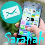 【Sarahah(サラハ)】メッセージの送信方法と受信したメッセージの確認方法!Sarahah(サラハ)は本当に匿名なのか