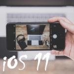 【iOS 11】カメラで表示される2つの十字マークってなに?iPhoneの純正カメラアプリについた新しい機能