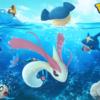 【Pokémon GO(ポケGO)】年末年始のイベントが発表!ふかそうちのプレゼントやみずとこおりの新ポケモンにカイオーガも…?
