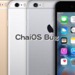 ChaiOSメッセージバグからiPhoneをクラッシュさせない、守るための方法。