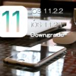 iOS 11.2.2をiOS 11.2.1(またはiOS 11.2)にダウングレードする方法