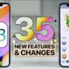 iOS 11.3 beta 1の新機能と変更点をまとめた動画を公開【Video】