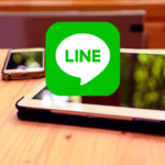 【LINE】iPadでiPhoneに登録してある同じLINEアカウントを共有・使用する設定方法