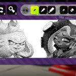 【Splatoon2】スプラトゥーン2のイラスト投稿を自動描画する方法【Nintendo Switch】