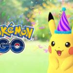 【Pokémon GO(ポケGO)】ポケモン誕生日記念で2日間限定!とんがり帽子を被った特別なピカチュウをゲットしよう!