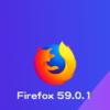 Mozilla、Firefox 59.0.1デスクトップ向け修正版リリースで、オーディオデータを処理している間にメモリが不足してしまう問題を修正