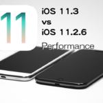 iOS 11.3の高速化は本当か?iOS 11.3 vs iOS 11.2.6 スピード比較テスト【Video】
