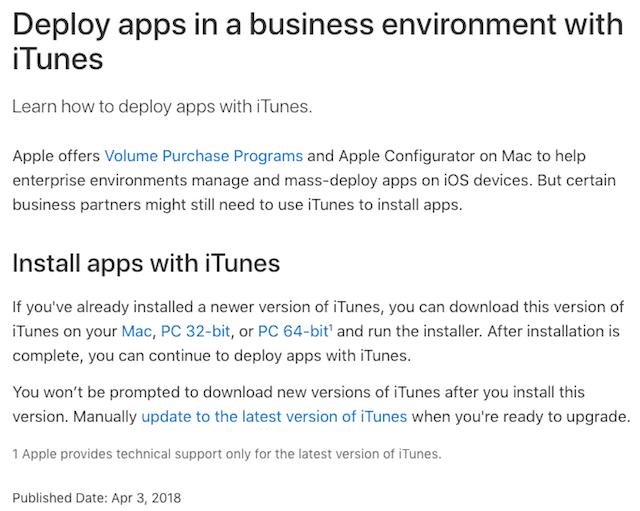 Appleは、App Storeをサポートした最新バージョン「iTunes 12 6 4 3」を