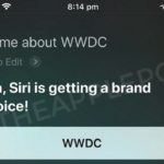 【WWDC 2018】Siriが情報リーク!iOS 12でSiriに新しい声と新型「HomePod」が登場します!?